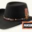 Akubra Boss Tanbark Brown Hat