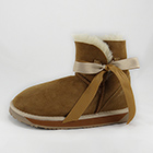 Ugg Mini Bow Chestnut
