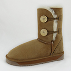 Ugg 2 Button Chestnut