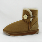 Ugg Mini Button Chestnut