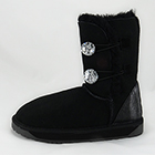 Ugg Stardust 2 Button Black