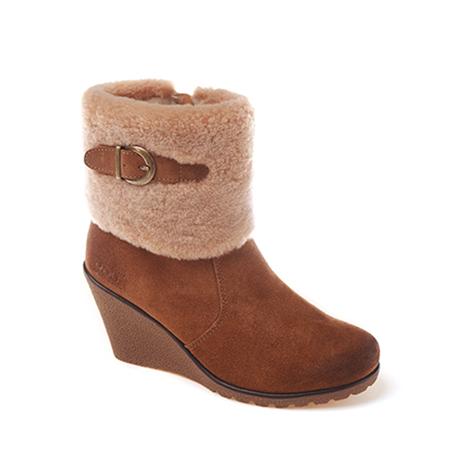 ozwear ugg wedge short boots