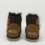 Ugg Kid's - Mini Button Chestnut Patches