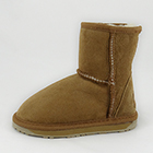 Ugg Kid's Short Chestnut