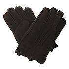 Ugg Gloves Chocolate Men's